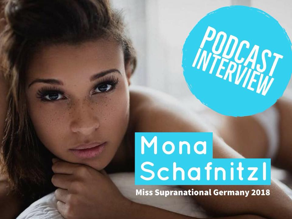 Mona Schafnitzl im Podcast Interview