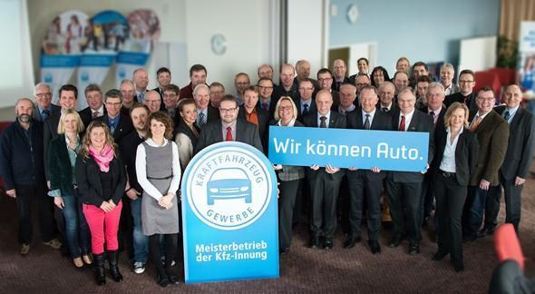 PR-Seminare für das Kraftfahrzeug Gewerbe - Toll war es! DANKE!