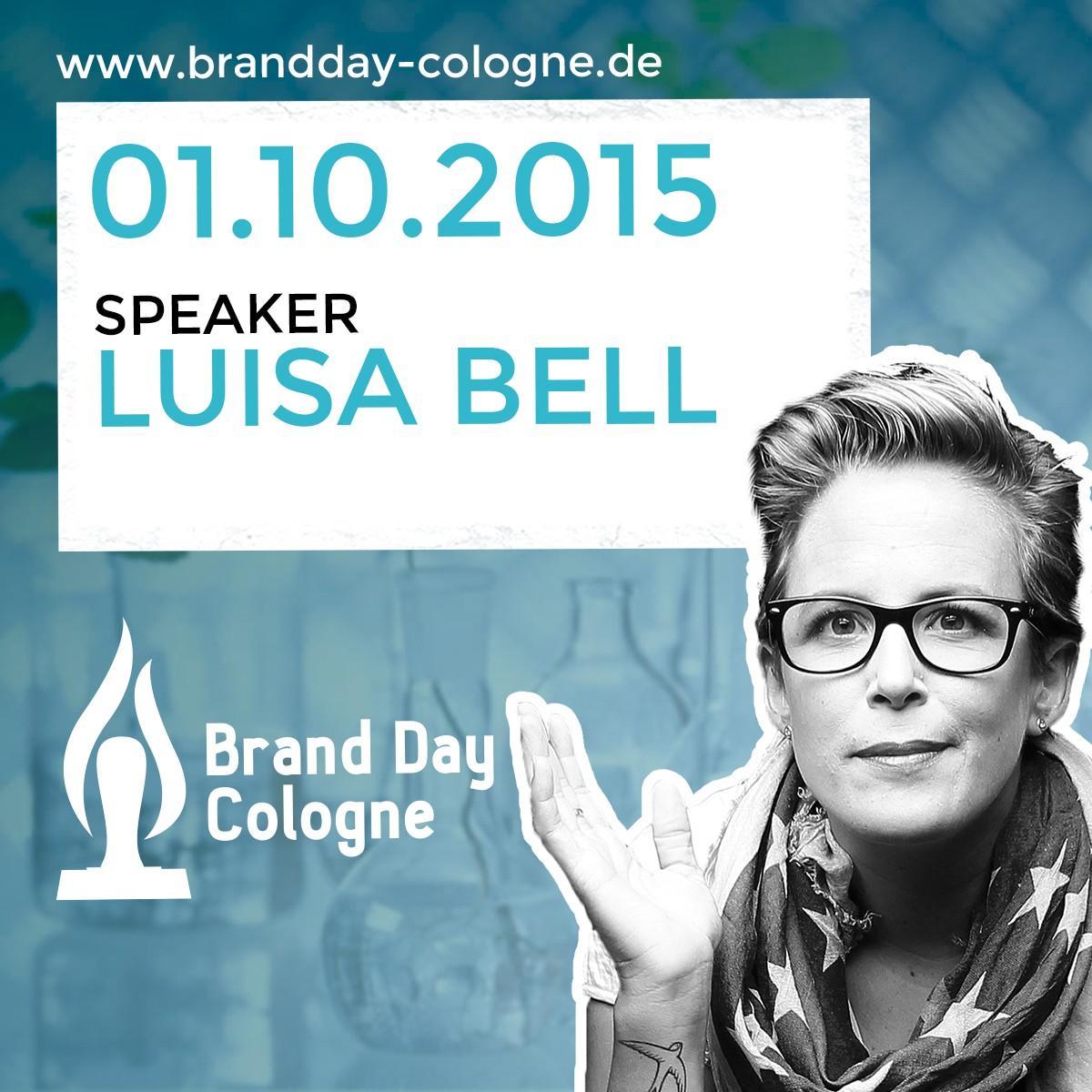 Die Experten des Brand Day Cologne erhalten dank Bell & Co. Ihre eigenen Videoteaser