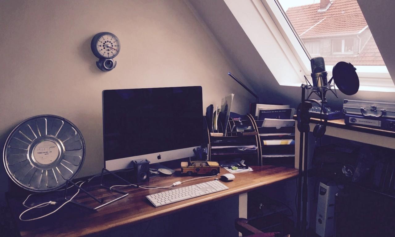 Das Home Office produktiv gestalten!