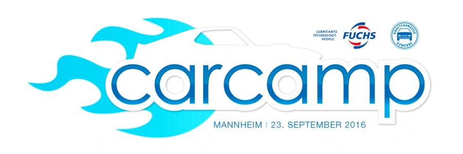 CarCamp Mannheim geht am 23.09.2016 in die fünfte Runde