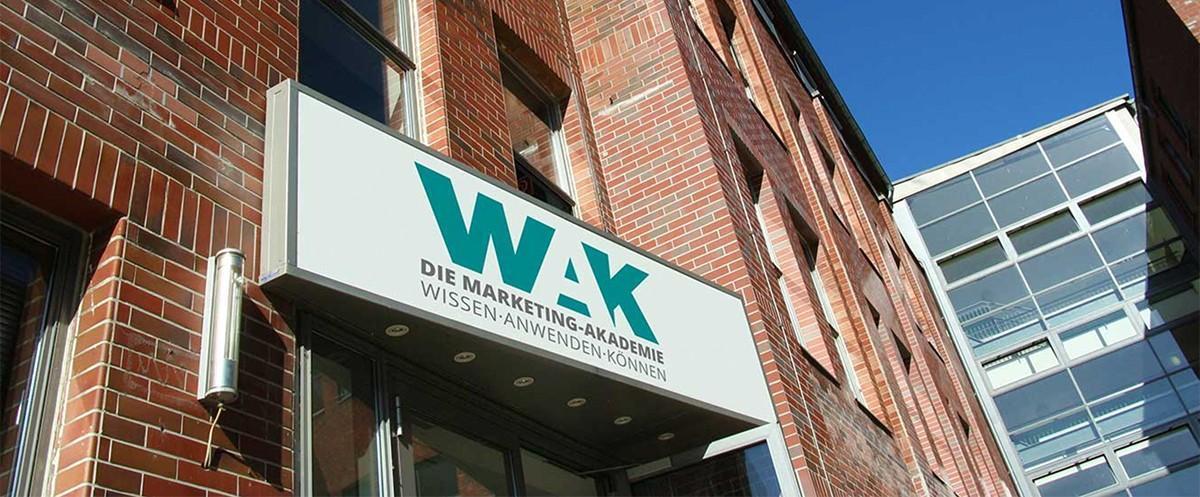 Dozentur an der WAK in Köln