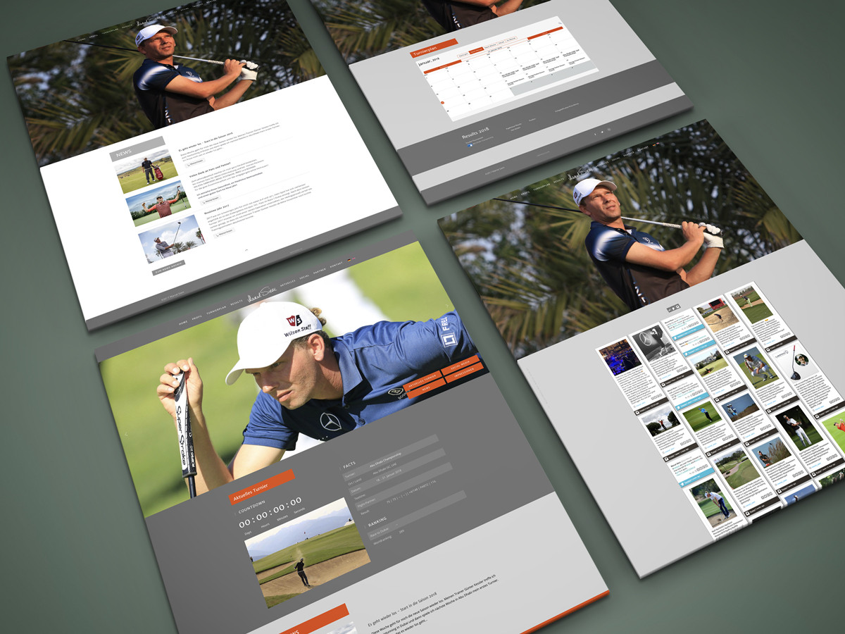 Marcel Siem Website