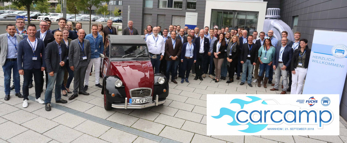 CarCamp 2018 in Mannheim