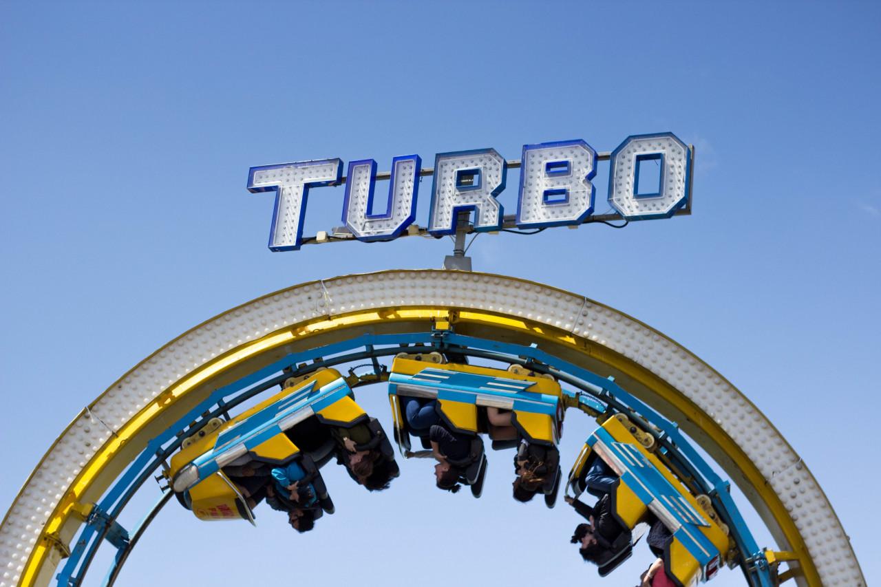 Wir haben den Turbo eingeschaltet - SSD Platten für unsere Server
