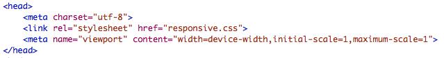 Ein Responsive-Menü mit CSS