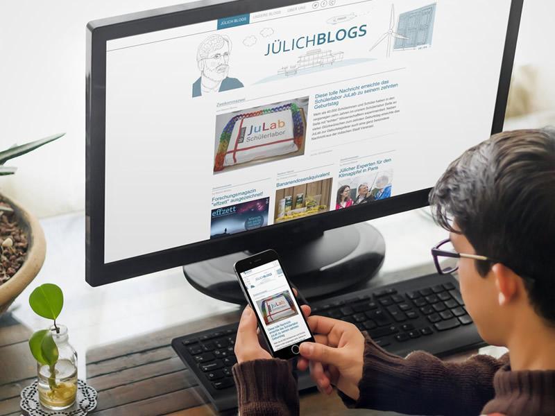 Forschung Zentrum Jülich Blogs